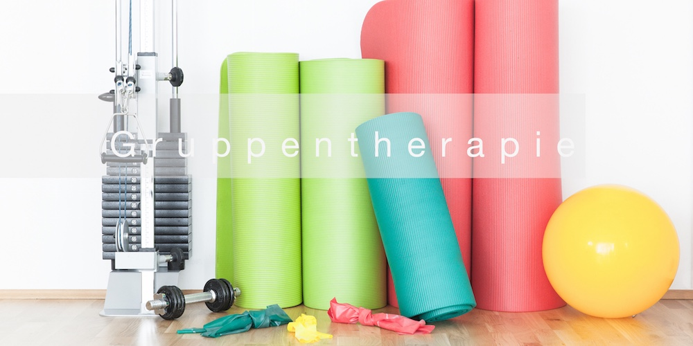 Therapie - Gruppentherapie
