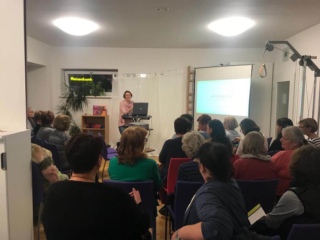 Vortrag Homöopathie